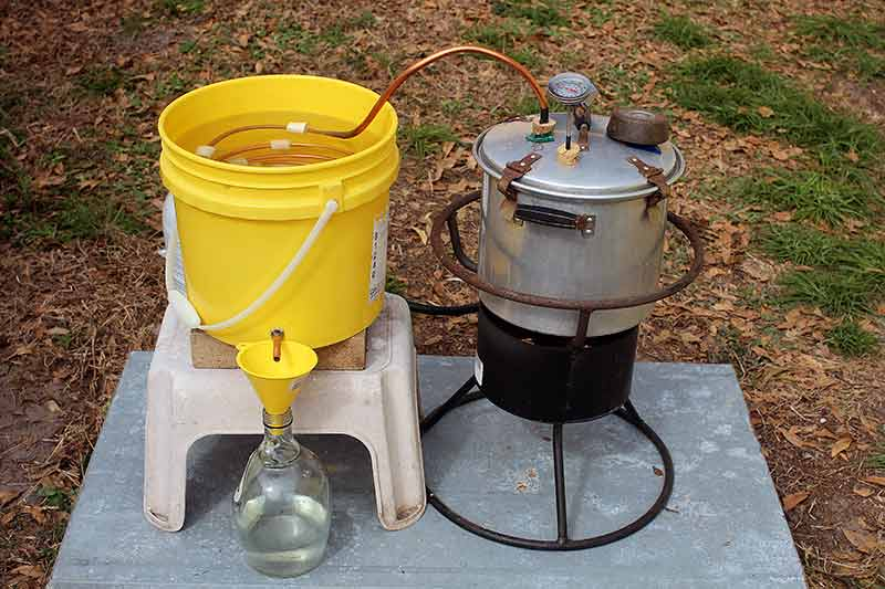 an analysis of the process of making drinking and selling moonshine The couple also reportedly sold the alcohol to persons under the legal drinking moonshiners-arrested-in-kountze-still-seized making, delivering, selling.