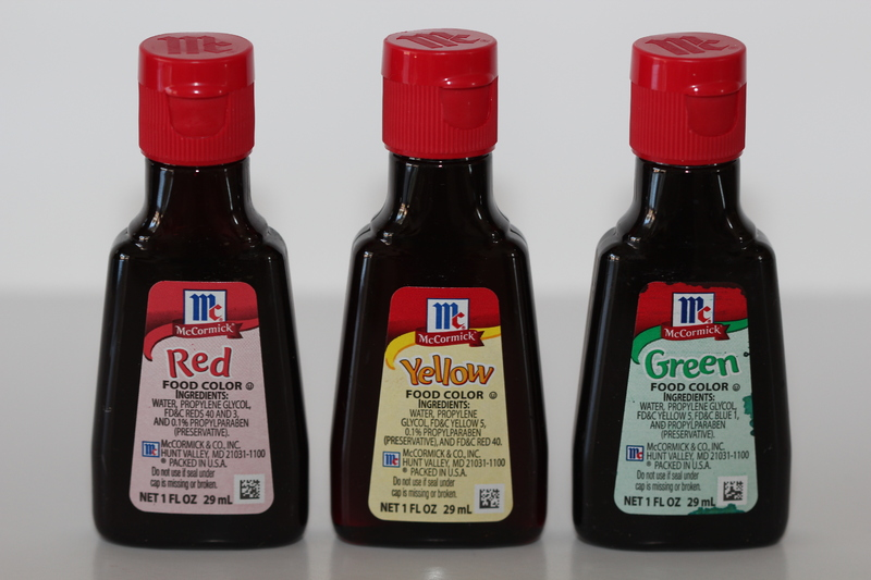Awesome Mccormick Red Food Coloring Gallery - Triamterene.us ...