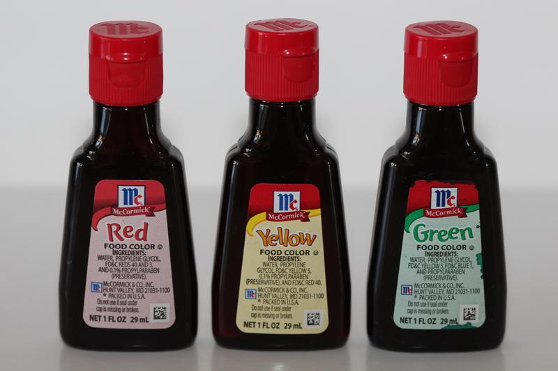 Food Colorings