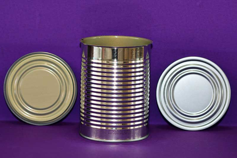 Canned Food For Enamel Coating Inside The Can
