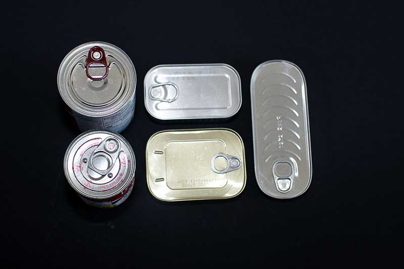 Home Canning Supplies Metal Cans