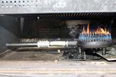 Tejas Smokers 40,000 BTU burner.