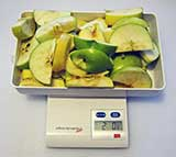 apples scale