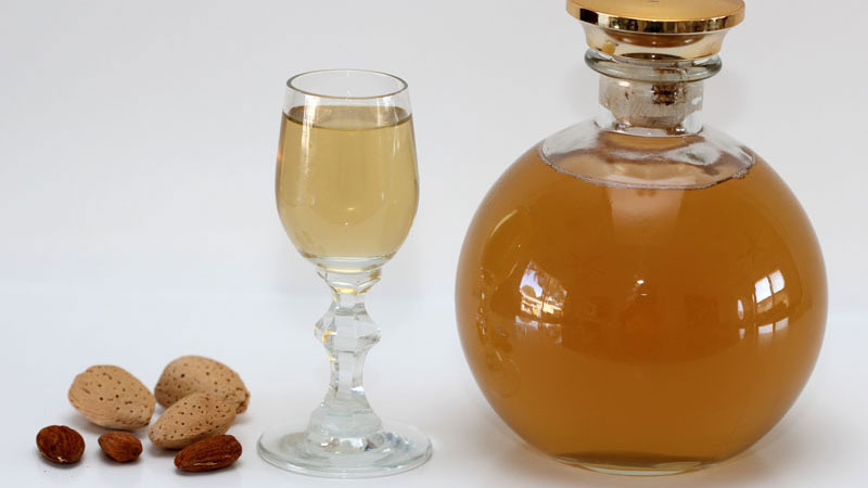 Almond Vodka