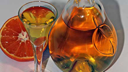 Orange-Spice Liqueur