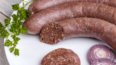 Black Pudding-The North Staffordshire