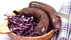 Polish Blood Sausage (Kiszka krwista)