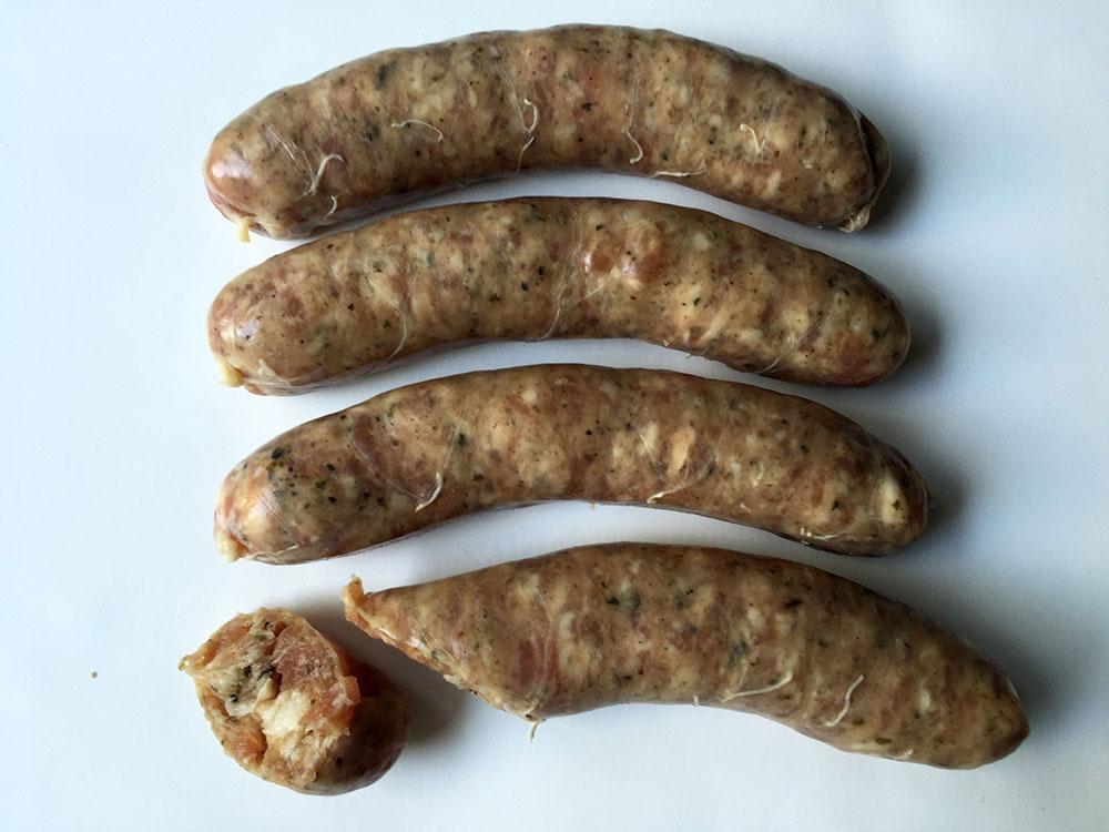 Fresh Sausage Recipes