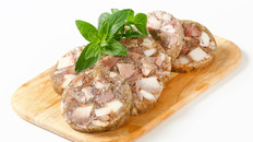 Goose or Duck Head Cheese