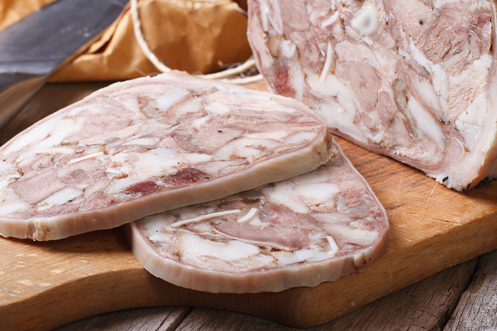 Traditional Head Cheese