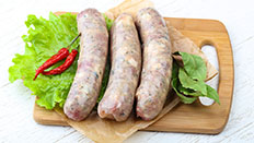 Lincolnshire Sausage - Traditional