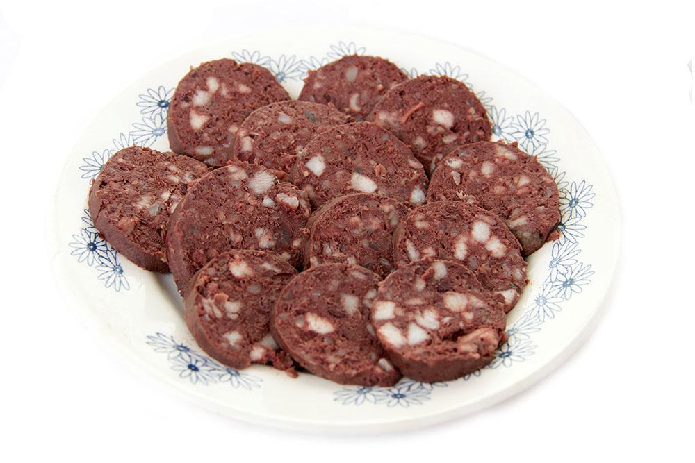 Meats and SausagesNavajo Blood Sausage