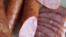Polish Smoked Sausage (Hot Smoked)