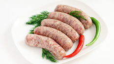 Pork Sausage - English