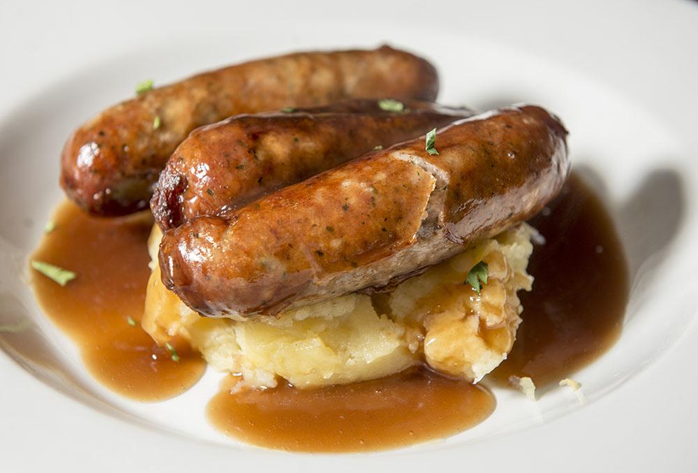 English Sausages and Sausage Recipes