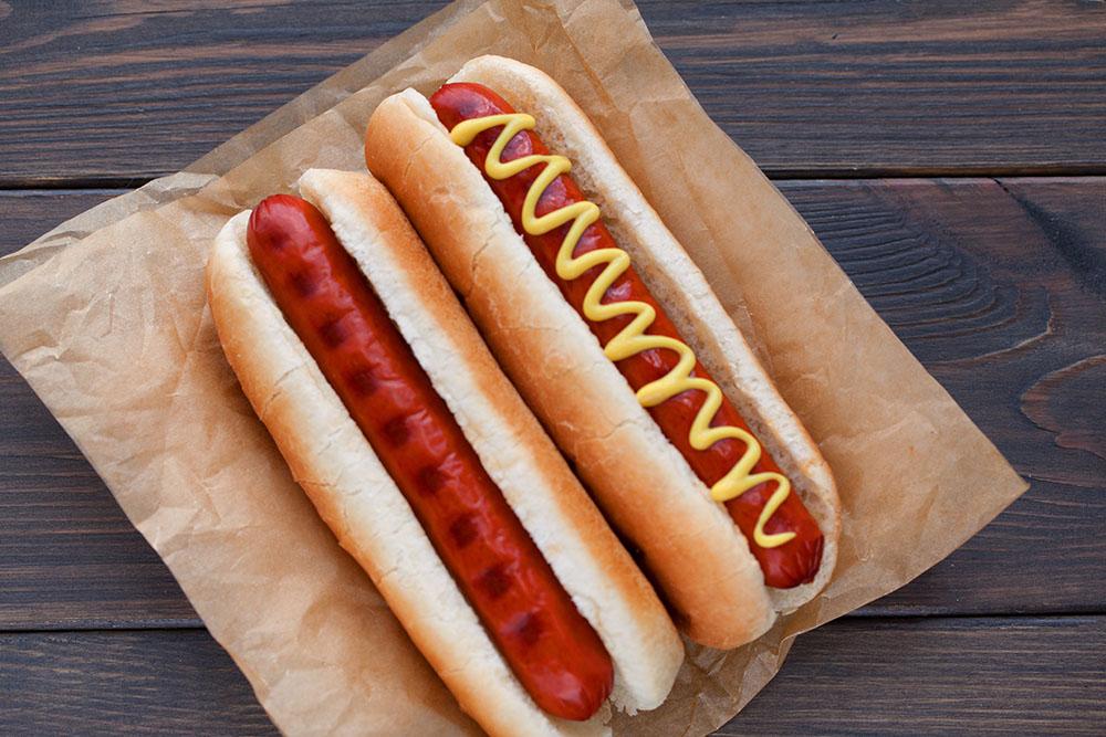 German Today Frankfurter Hot Dogs