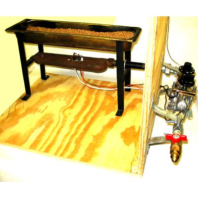 Straight Pilot of Pressure Stove Burner Pre-heater