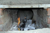 Smoker firebox
